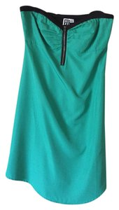 Roxy short dress Green on Tradesy