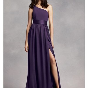 Vera Wang Purple Or Amethyst Dress