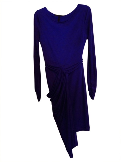 Preload https://item4.tradesy.com/images/bcbgmaxazria-purple-above-knee-workoffice-dress-size-8-m-1744898-0-0.jpg?width=400&height=650