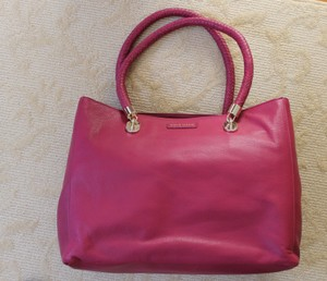 Cole Haan Tote in Beet Red