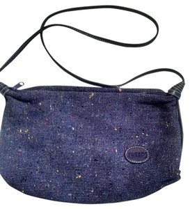 Other Vintage Wool/leather New Condition Cross Body Bag