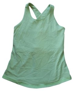 Lululemon Lululemon Tank Racer-Back Lime Green