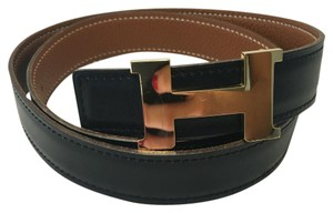 Herms Hermes Constance Reversible T Belt