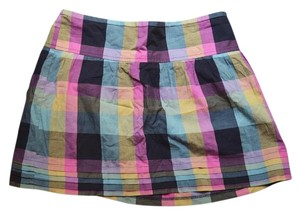 Tracy Evans Mini Skirt Multicolor
