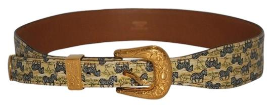 Hermès [GLOBAL] Elephant Baroque H Belt HTL108