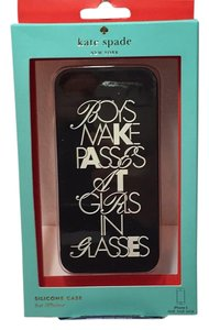 Kate Spade IPHONE 5 5S SILICONE CASE