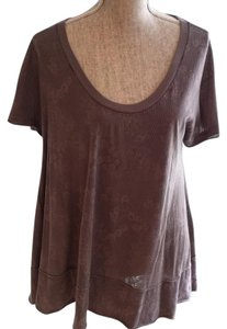 Free People We The Free Oversized Scoop-neck Tunic