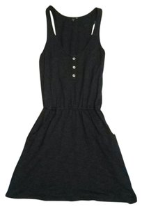 Gap short dress Navy Henley Pockets Summy on Tradesy