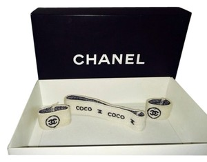 Chanel Chanel Coco Headband And Wristband