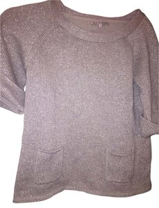 952e71a6e8 Kookaï Metallic Sparkle Sweater