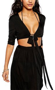ASOS Stone Cold Fox Reformation For Love And Lemons Lover + Friends Free People Top Black