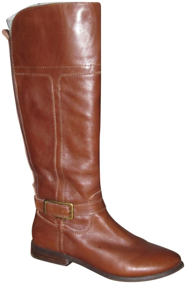 Marc Fisher Brown Tall Aysha Tall Brown Riding Boots/Booties 72bca7