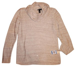 INC International Concepts Cowl Loose-knit Macy's Sweater