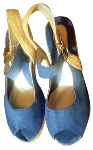 Other Blue Wedges