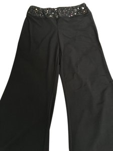 Other Dressy Wide Leg Pants Black