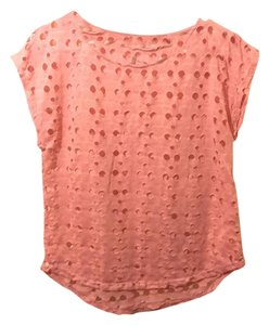 Other T Shirt Salmon pink