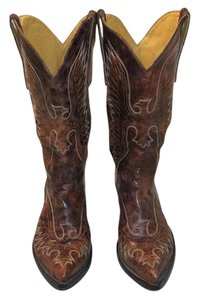 Old Gringo Brown Boots