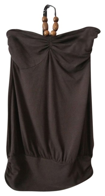 Preload https://item4.tradesy.com/images/moda-international-brown-tube-tank-topcami-size-8-m-1745863-0-0.jpg?width=400&height=650