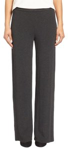 Eileen Fisher Straight Pants Charcoal