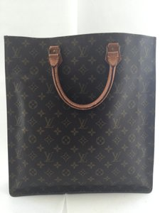 Louis Vuitton Sac Plat Laptop Tote in Monogram