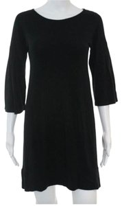 Splendid short dress Black Cotton Comfortable on Tradesy