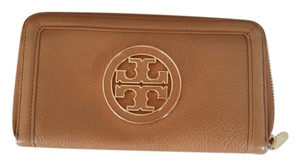 Tory Burch tory burch thea zip leather wallet