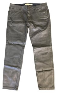 Burberry Brit Skinny Jeans-Coated