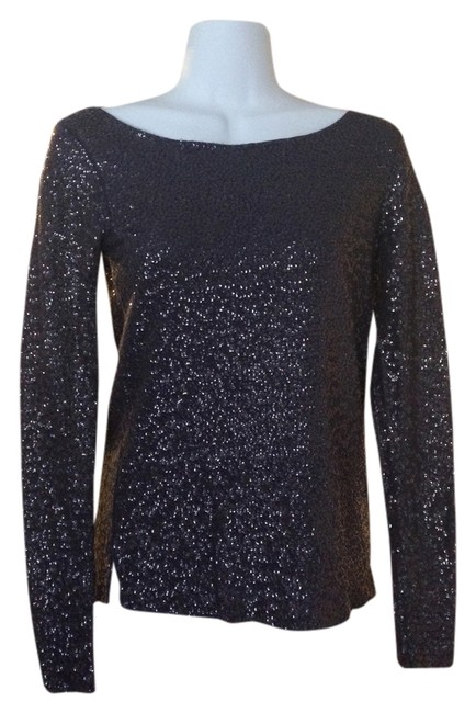 Preload https://item5.tradesy.com/images/jcrew-pewter-blue-sequin-sparkle-night-out-top-size-2-xs-1746169-0-0.jpg?width=400&height=650