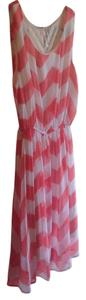 Promesa short dress Pink on Tradesy