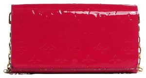 Louis Vuitton LOUIS VUITTON Vernis Chaine Wallet
