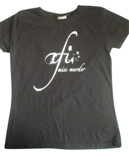 Preload https://item4.tradesy.com/images/bay-island-black-afi-miss-murder-tee-shirt-size-8-m-174633-0-0.jpg?width=400&height=650
