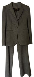 Burberry Prorsum New Looking -Burberry Prorsum Grey Light Wool Pant Suit