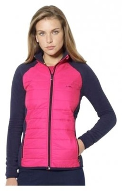 Ralph Lauren Active Puffer Fleece Comfortable Petite Medium Or Petite Small Jacket