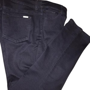 Chico's Trouser Pants Dark Blue