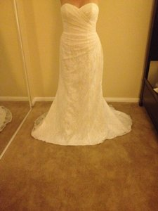 David's Bridal Wg3263 Wedding Dress