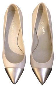 Chanel Light beige Pumps
