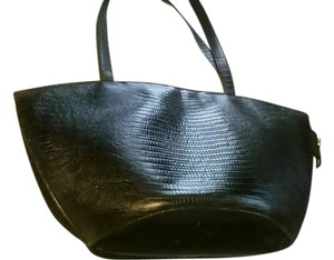 bonini Tote in black
