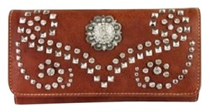 Montana West MW353-W002 Montana West Bling Bling Collection Wallet