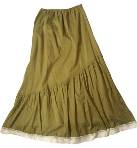 Woolrich Skirt olive green