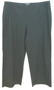 Eileen Fisher Stretchy Straight Pants BLACK