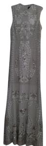 Needle & Thread Beaded Floral Gown Dress
