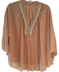 Willow & Clay Top Peach