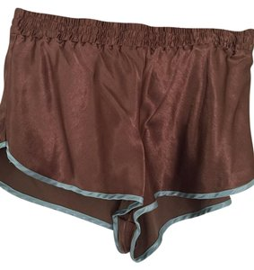 Victoria's Secret Mini/Short Shorts Brown
