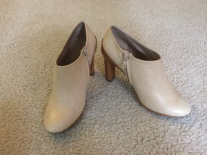 Chloé Nappa beige Boots