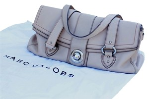Marc Jacobs Vintage Satchel in Light Beige