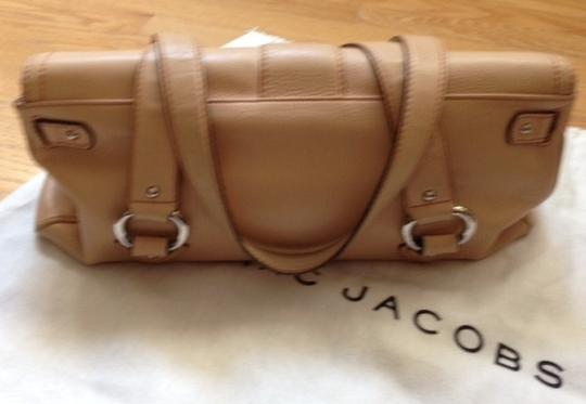 Marc Jacobs Vintage Made In Italy Satchel in Light Beige