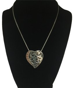 Brighton Contemporary Heart Necklace