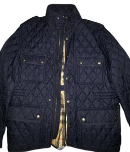 Burberry Brit Navy Blue Jacket