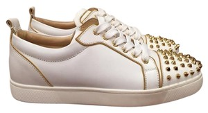 Christian Louboutin Rush Spike Trainer white Athletic