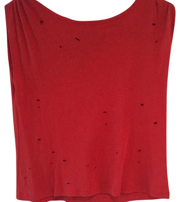 Item - Red Tee Shirt Size 2 (XS)